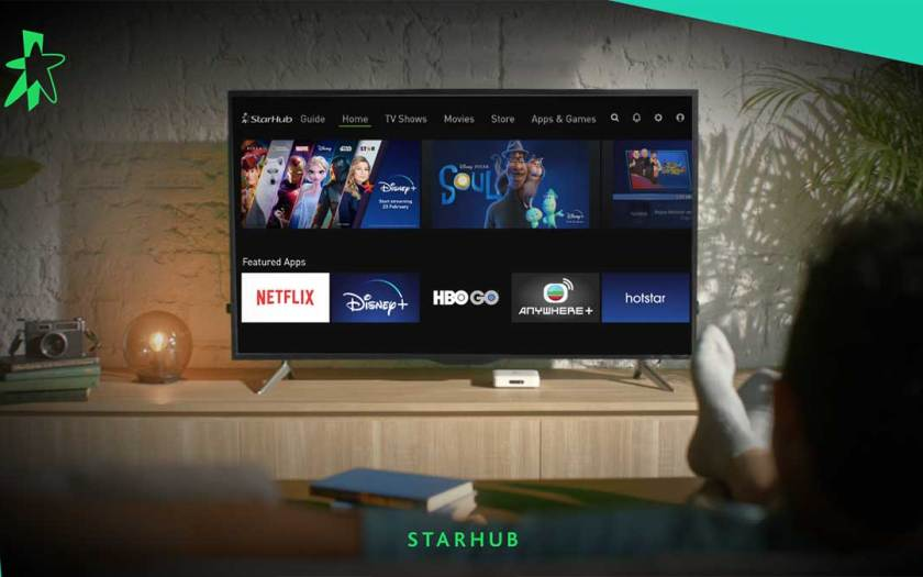 Turn in Pirate Set-Top Boxes for $120 StarHub TV+ perks