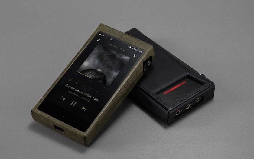 A&ultima SP2000T portable digital audio player is now available in Singapore