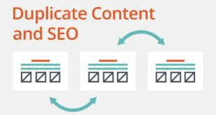 duplicateContent and SEO