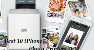 Best 10 iPhone Photo Printers 2017