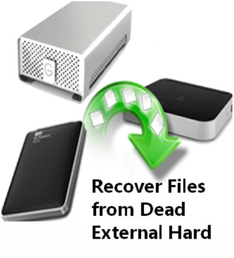 dead external hard drive data recovery