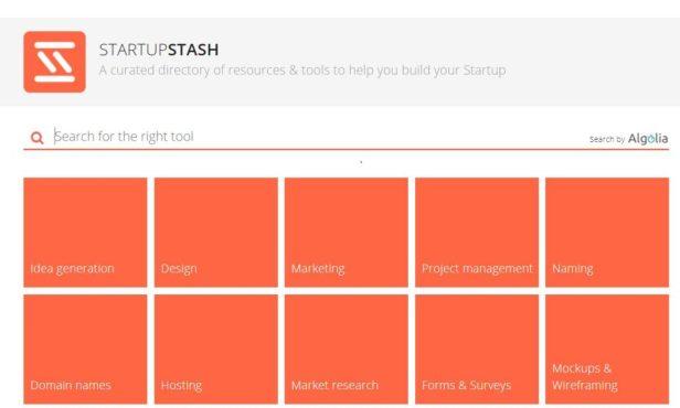 Startup Stash