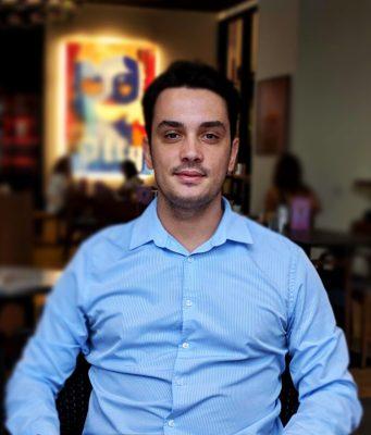 Gabriele Fadda CEO and Co-Founder