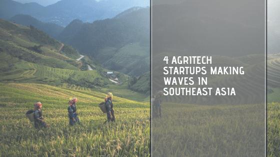 Agritech startup Vietnam