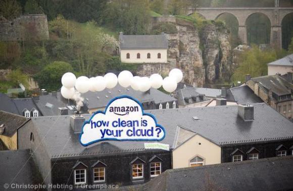Amazon, πόσο καθαρό είναι το σύννεφο σου;