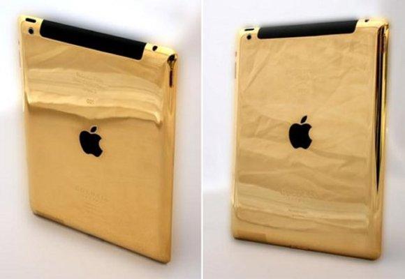 Το χρυσό iPad