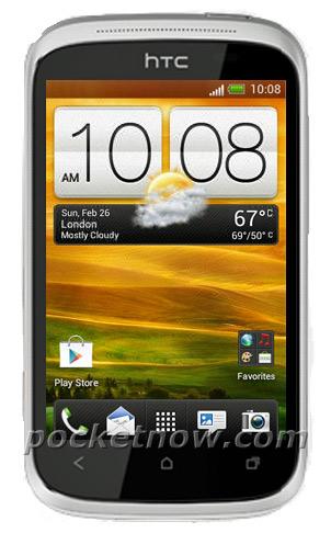 Το HTC Golf (ή Wildfire C)