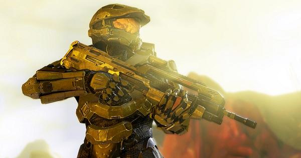 Στιγμιότυπο από το Halo 4