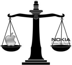 Apple - Nokia