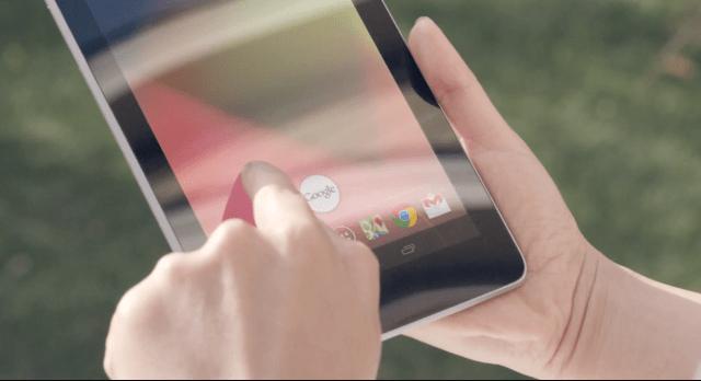Nexus 7 hands-on