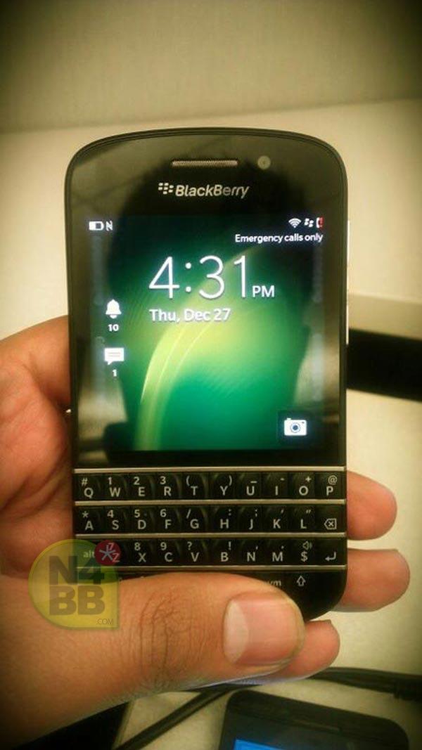BlackBerry X10 Leaked (3)