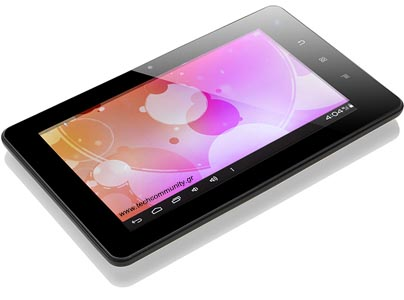 Turbo-X Tablet CallTab 3G Phone