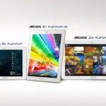 Η Archos Ανακοίνωσε Τα 8-ιντσών, 9.7-ιντσών και 11.6-ιντσών Platinum Tablets