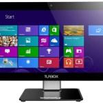 Η Πλαίσιο Κυκλοφόρησε Νέα Turbo-X All-In-One PC Με Windows 8 Και Οθόνες Αφής