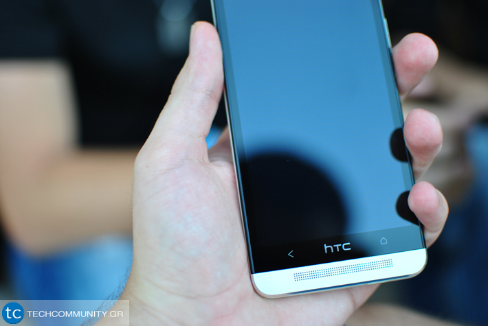 HTC One/HTC M8 hands-on