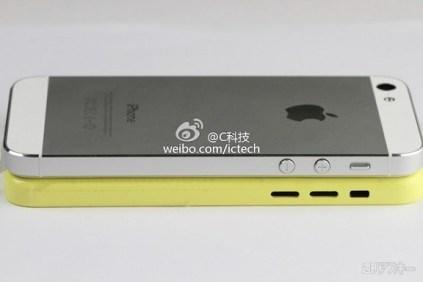 Plastic iPhone v iPhone 5 (2)