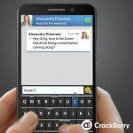 Φωτογραφίες Και Βίντεο Του 5-Ιντσου BlackBerry Z30 Διέρρευσαν