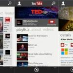 Διαθέσιμη Ξανά Η Επίσημη Εφαρμογή Του YouTube Για Windows Phone 8