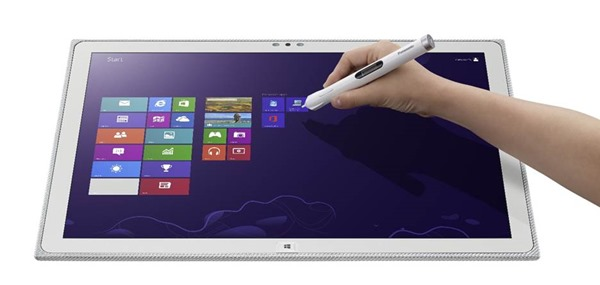 Panasonic Toughpad 4K - Windows 8.1