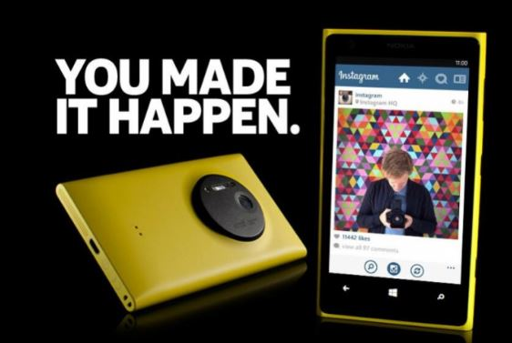 Instagram for Windows Phone app