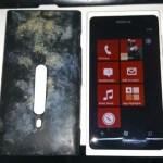 To Lumia 800 Επιβιώνει Μετά Από 3 Μήνες Στο Νερό