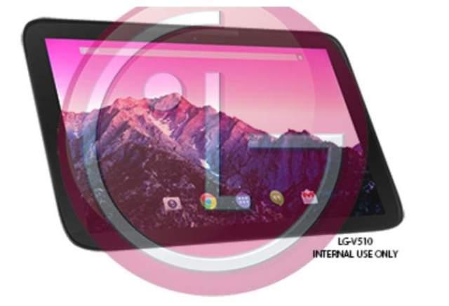 LG Nexus 10 leak