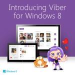 Το Viber Ήρθε Στα Windows 8/RT