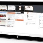 Διαθέσιμο Το Firefox for Windows 8 Touch Beta Ειδικά Για Οθόνες Αφής