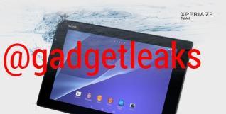 Sony XPERIA Z2 Tablet leak (4)