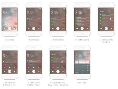 Firefox OS 2.0 Screenshots