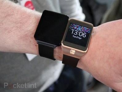 LG G Watch hands-on
