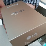 LG G3: Φωτογραφία Του Κουτιού Επαληθεύει Την Οθόνη Και Χρυσό Χρώμα