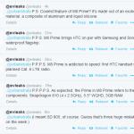 Το HTC One M8 Prime Θα Είναι Αδιάβροχο Με «Εξωτικά Υλικά»