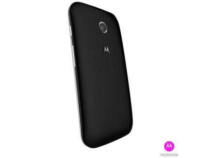 Motorola Moto E black Motorola Shell
