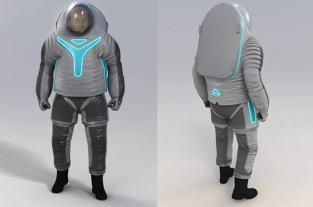 NASA Z-2 Technology Suit (2)