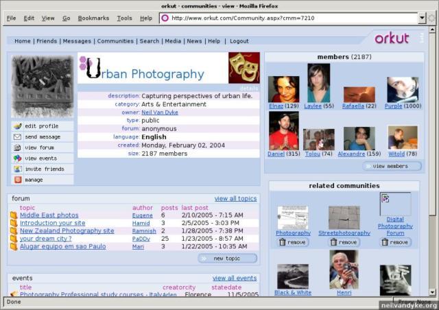 Orkut 2004