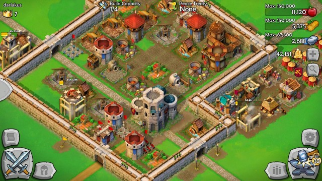 Age of Empires- Castle Siege