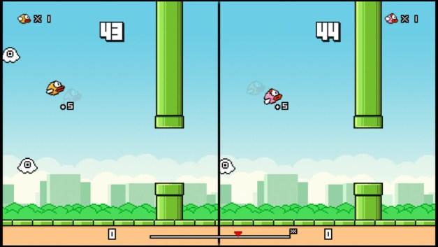 Flappy Birds Family gameplay