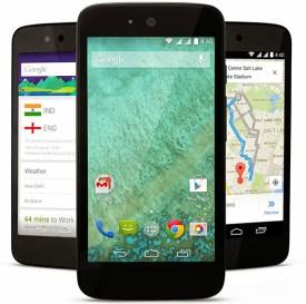 Karbonn Sparkle V Android One smartphone