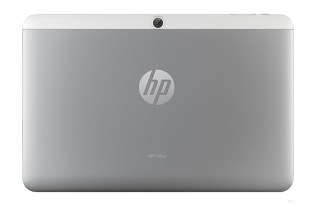 HP 10 Plus back