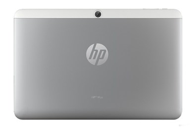 HP 10 Plus back