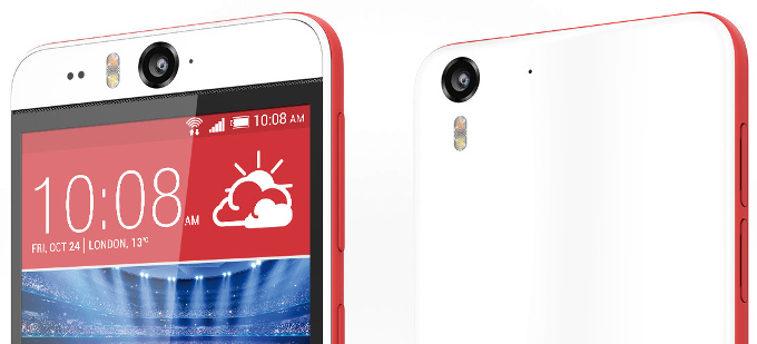 HTC Desire Eye red (4)