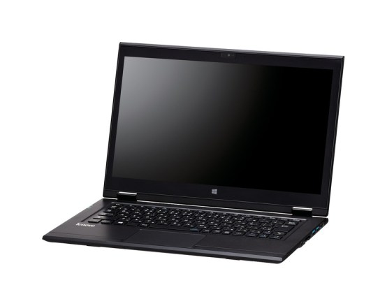 Lenovo LaVie Z Convertible HZ750 (2)