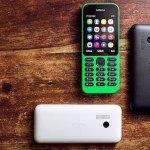 Το Nokia 215 Είναι Το Φθηνότερο Κινητό Με Σύνδεση Στο Ίντερνετ