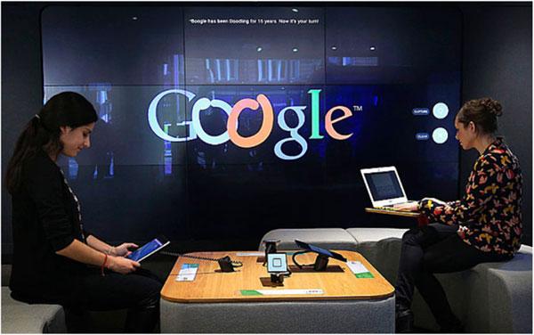Google Shop in London