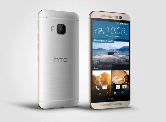 HTC One M9 Gray