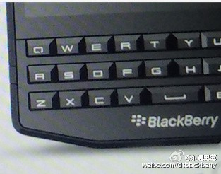 BlackBerry P'9984 Porsche Design leak
