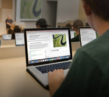 Apple Swift education