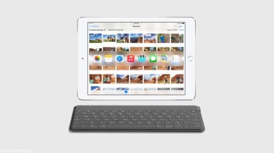 Apple iOS 9 External Keyboard