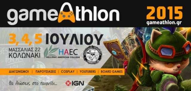 GameAthlon 2015